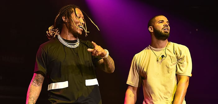 Drake Future Setting Out On 'Summer Sixteen' Tour