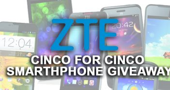 ZTE Cinco de Mayo Phone Giveaway: Five on the Fifth