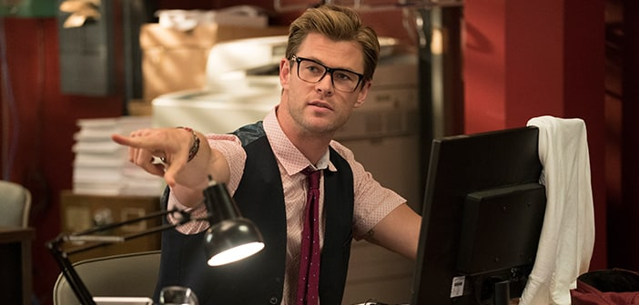 Who You Gonna Call on Administrative Professionals Day?  Chris Hemsworth! 1