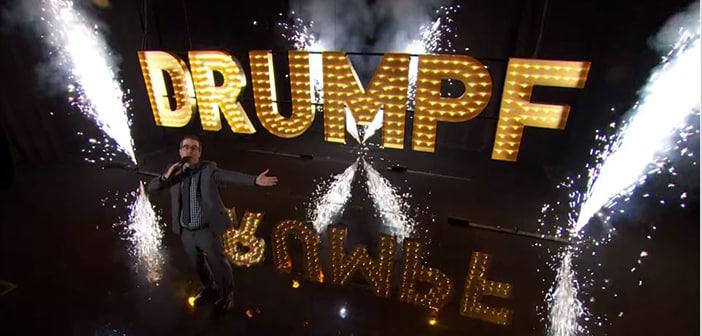 "John Oliver's ""Donald Drumpf"" Segment Broke HBO Ratings Record"