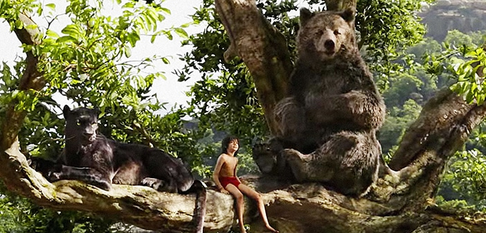 "THE JUNGLE BOOK - New ""Voices of the Jungle"" Featurette"