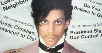 prince controversy album cover