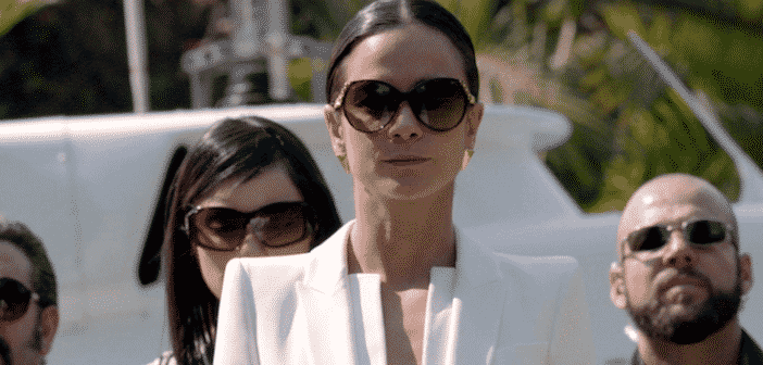 QUEEN OF THE SOUTH - Killer New Clip 'All Hail The Queenpin'