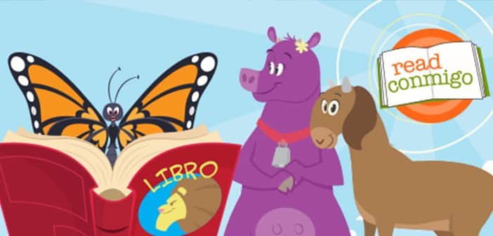 Read Conmigo Celebrates the 3rd Annual Bilingual Literacy Month With Bi-Coastal Kick-Offs & Interactive Activities in May 1