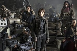 ROGUE ONE: A STAR WARS STORY - Official Teaser Trailer