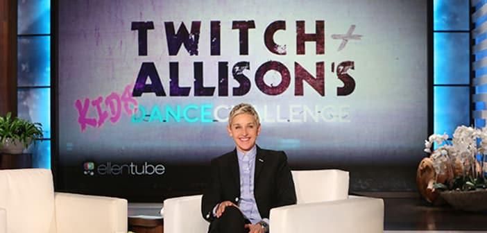 Ellen DeGeneres Excited For Her New Online Dance Series For Kids