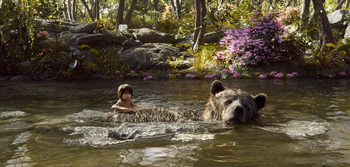 'The Jungle Book' Shares A Special BTS Feature On The Making Of The Movie