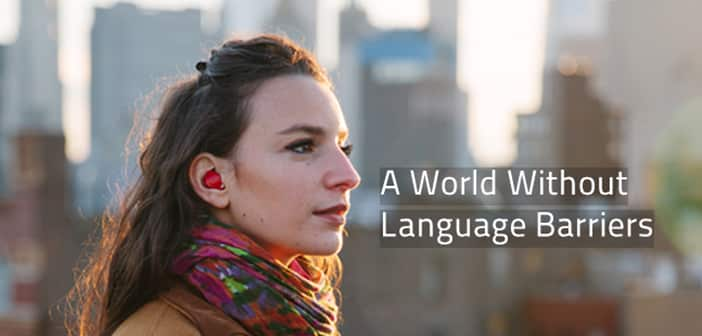 "Waverly Labs Begins Marketing Automatic Translation Earpiece ""The Pilot"" For On The Spot Understanding 1"