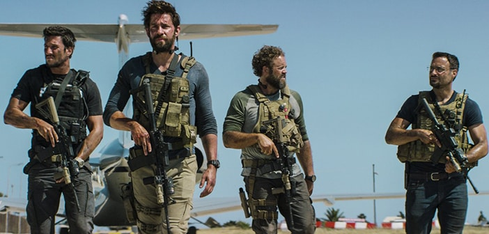 CLOSED--13 HOURS: THE SECRET SOLDIERS OF BENGHAZI - Blu-Ray/DVD Giveaway 1