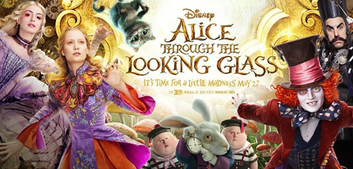 CLOSED--ALICE THROUGH THE LOOKING GLASS - Advanced Screening Giveaway 1