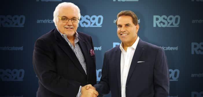 "América TeVé Debuts ""Rick Sánchez a 90 millas"""