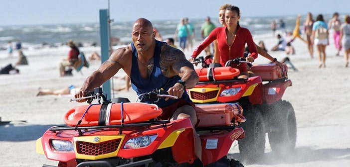 Greetings from BAYWATCH - Happy #BayDay 1