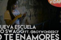 Chosen Few Urbano RD No Te Enamores by Chiko Swagg & La Nueva Escuela