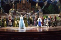 Frozen - Live Production