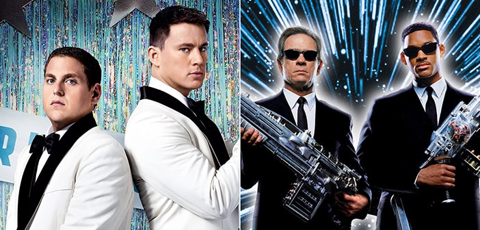 Joke Men In Black/23 Jump Street Crossover Movie May Actually Happen As Film Gets Director 1