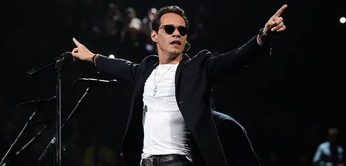 Marc Anthony Sued Concert Promoter For Double Booking Multiple Concerts On The Same Day