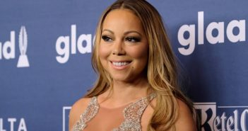 Mariah Carey @ 2016 GLAAD Media Awards