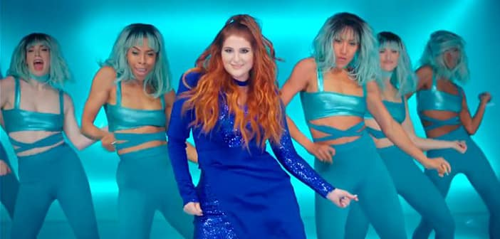 Meghan Trainor Tears Down Her 'Me Too' Video After Seeing Herself Photoshopped