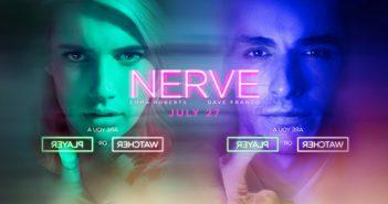 NERVE - movie cover