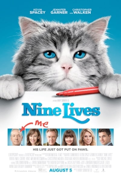 NINE LIVES FINAL RATED ONE SHEET_050616