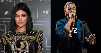 PartyNextDoor with Kylie Jenner