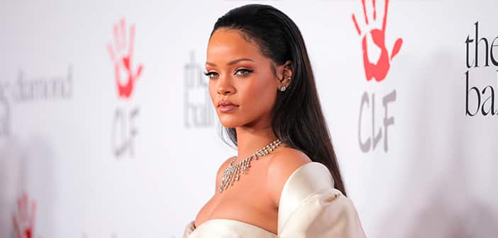 Rihanna Announces Launches Program To Grant Scholarships World Wide