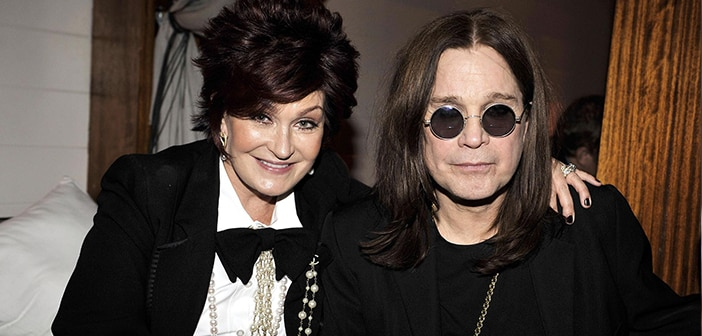 Husband & Wife, Ozzy & Sharon Osbourne, Have Separated After 33 Years Of Marriage