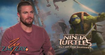 Teenage Mutant Ninja Turtles Out Of The Shadows - Stephen Amell interview