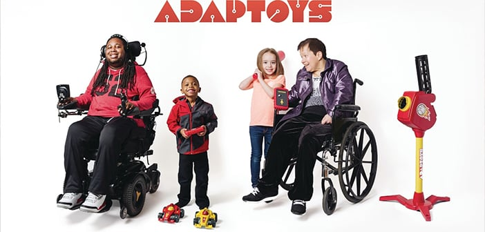 Christopher Reeve's Son Releases Line Of Toys Specifically Tailored To The Accessibility Of Those With Spinal Disabilities