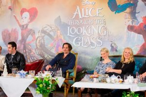 "Disney's ""ALICE THROUGH THE LOOKING GLASS"" - London Press Conference 14"