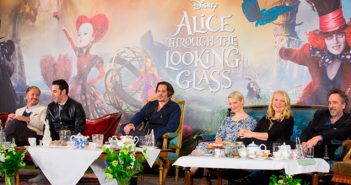 alice through looking glass conference