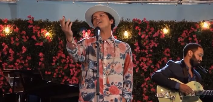 Bruno Mars Made Surprise Cameo On 'Jane the Virgin' & Commemorated The Experience With Debut Of New Single 'Rest of My Life'