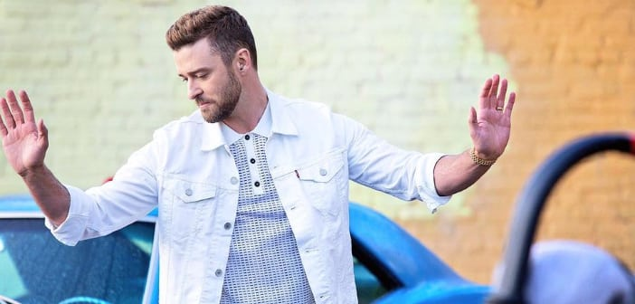 "Have A Listen To Justin Timberlake's Catchy New Single, ""Can't Stop the Feeling,"""