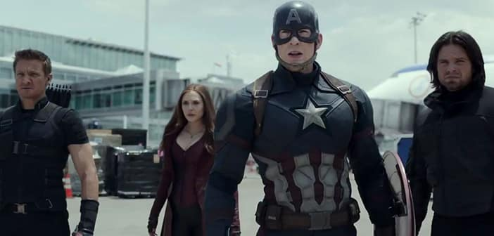 'Captain America: Civil War' Rakes In Nearly $700 Million Worldwide In Opening Weekend