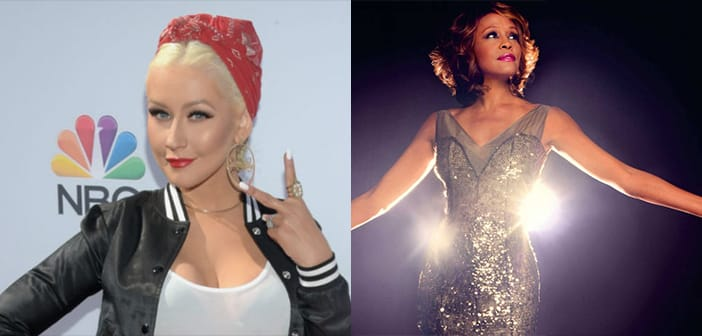 Houston Estate Refuses To Allow A Hologram Whitney To Be Used In Duet With Christina Aguilera On The Voice