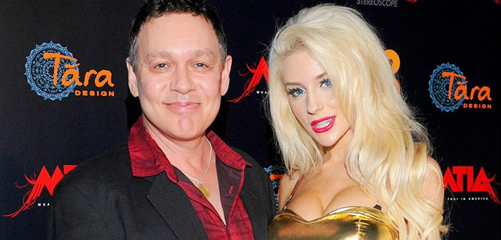 Courtney Stodden, 21, Shares Pregnancy News With husband Husband Doug Hutchison, 55