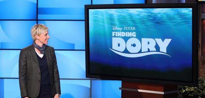Ellen Degeneres Shares 2nd Trailer For 'Finding Dory'