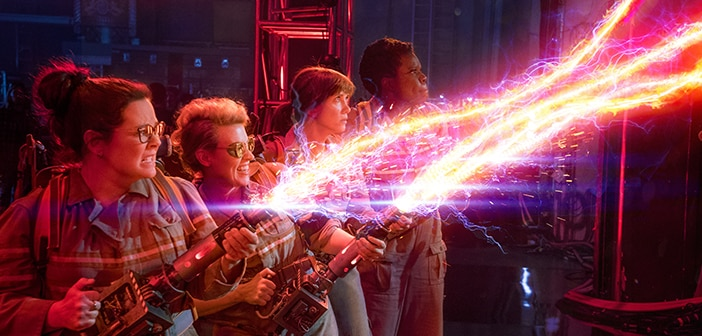 GHOSTBUSTERS - Trailer #2 Is Here 2
