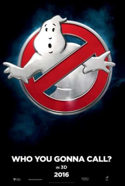 ghostbusters initial poster