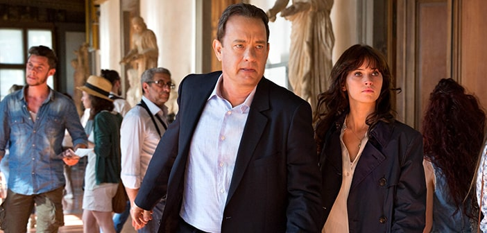 "Tom Hanks Gifts Conference A Special Sneak Peek From Upcoming 3rd Film In ""Da Vinci Code"" Series"
