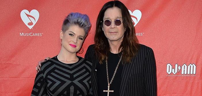 Kelly Osbourne Blasts Phone Number Of Her Father's Supposed Mistress