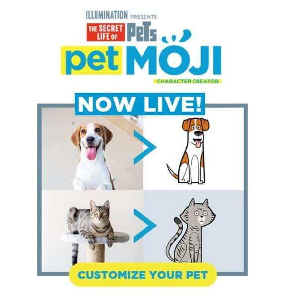 secret life of pets emoji app