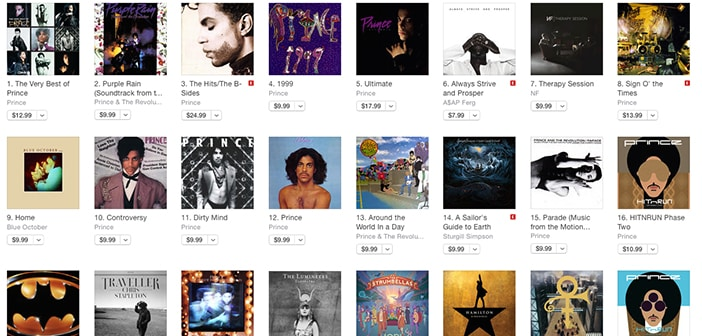 Prince's Vault Held Enough Unreleased Music To Release ...