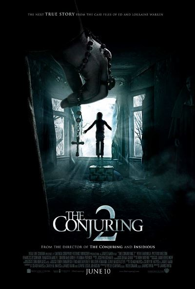 the conjuring 2 - poster