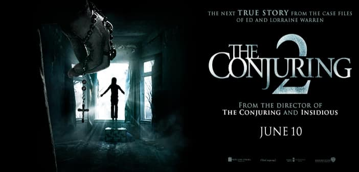 THE CONJURING 2 – Hollywood Movie Money Giveaway