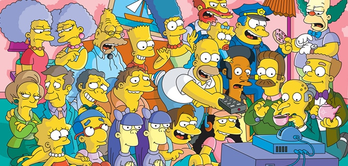 The Simpsons Will Be Doing Its First Ever Live Broadcast