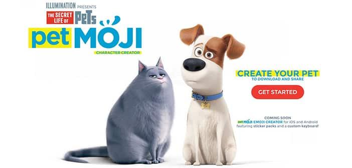The Secret Life of Pets - Character Creator! 2
