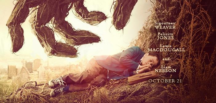 A MONSTER CALLS - Teaser Poster & Trailer 2