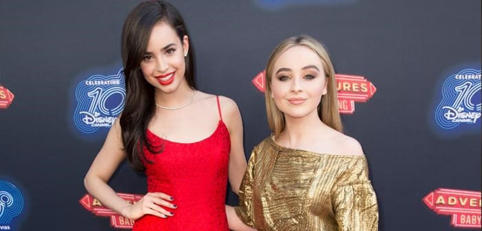 NEW VIDEO OF SOFIA CARSON - star of ADVENTURES IN BABYSITTING 1