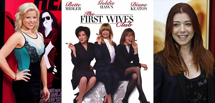 Alyson Hannigan and Megan Hilty Join Cast For TV Remake Of 1996's 'The First Wives Club'